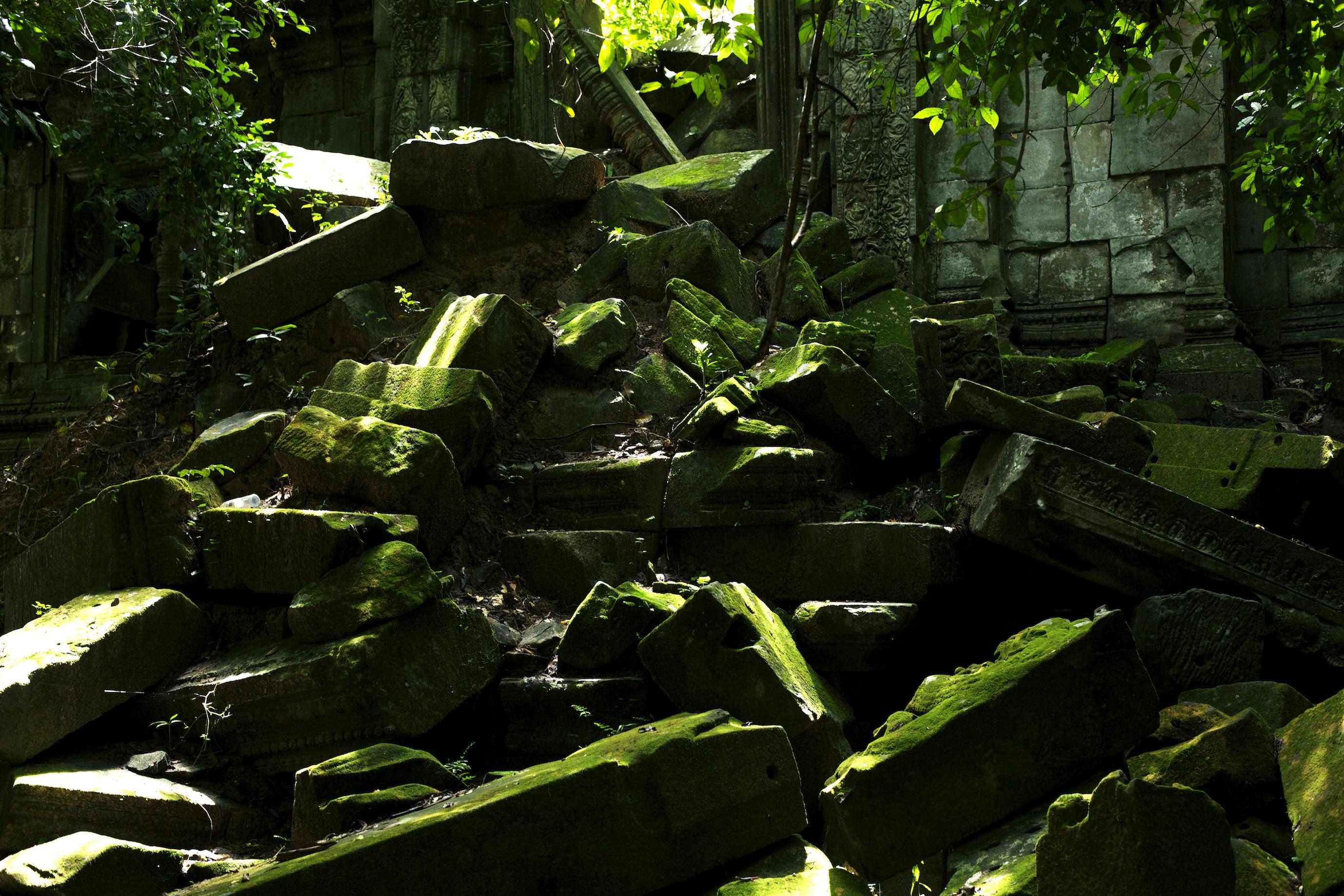 ベンメリア遺跡⑦