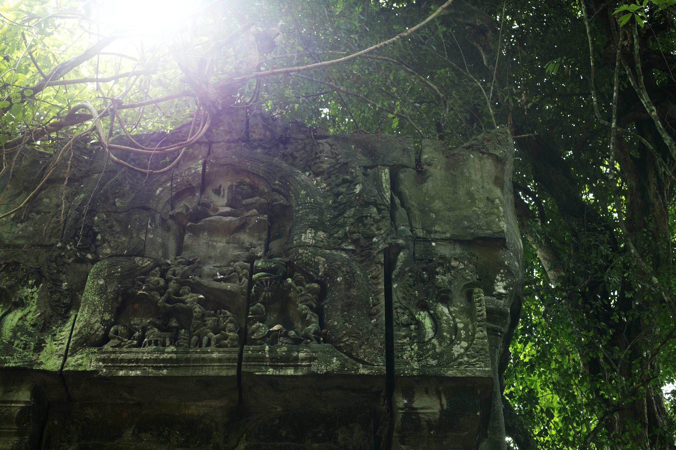 ベンメリア遺跡⑥