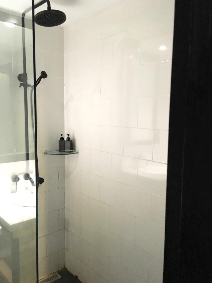 シャワールーム③